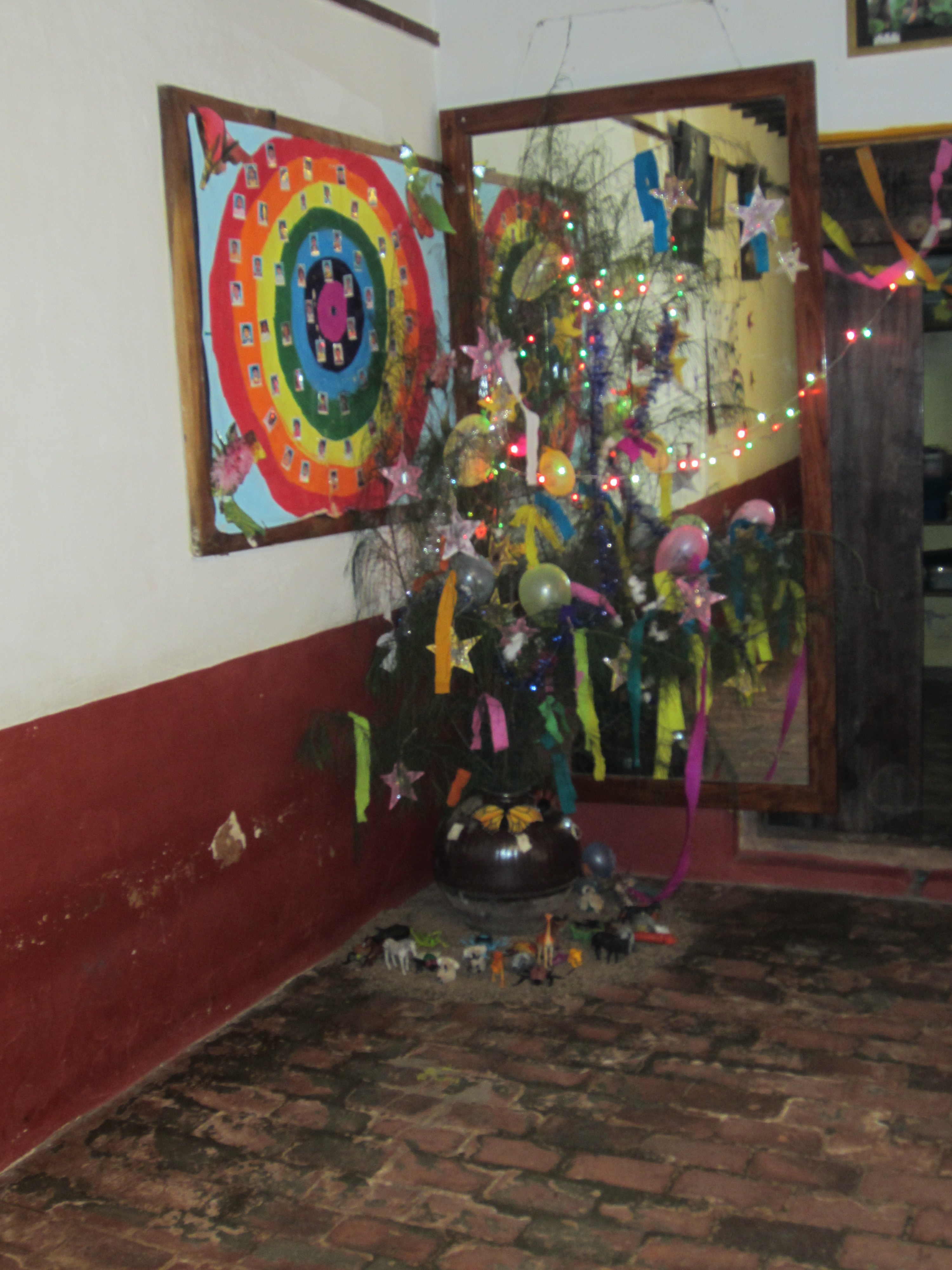 Christmas Trees In India Part - 37: Christmas Tree At The Community Center