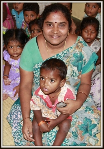 Indra Muthu – Creche Teacher and Self-Help Group Leader