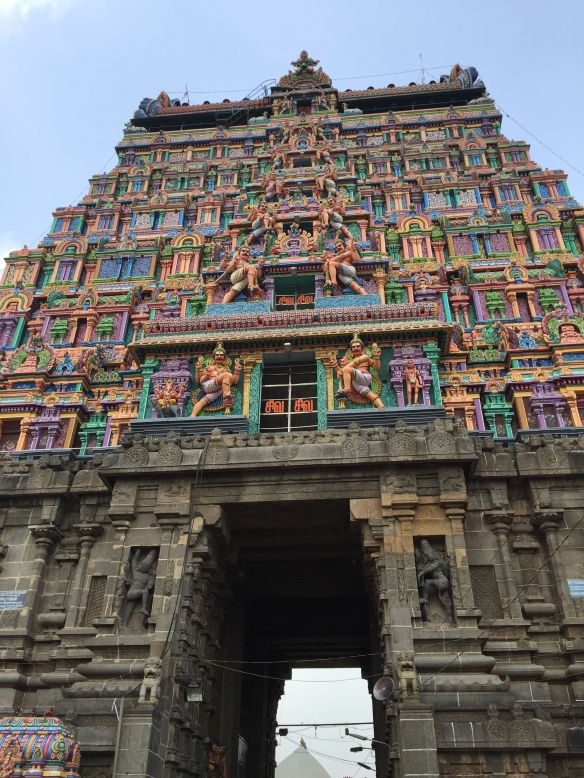 Chidambaram temple is a Hindu temple dedicated to Lord Shiva located in the town of Chidambaram, Tamil Nadu, South India. The temple is known as the foremost of all temples (Kovil) to Saivites and has influenced worship, architecture, sculpture and performance art for over two millennium.